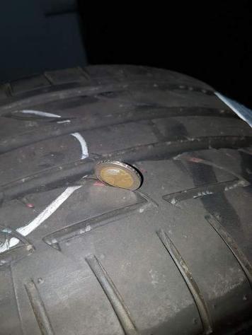 Gomme Estive 255/35 R20 97Y Bridgestone Potenza S001 - Foto 4