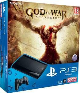 Playstation 3 PS3 Console Scatola Box