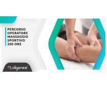 Percorso di Operatore Massaggio Sportivo a Sassari