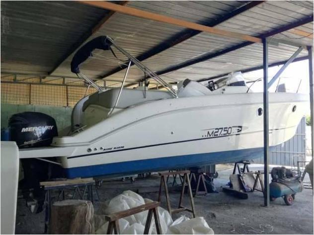 Barca a motoreMANO MARINE m2750 2fb anno2007 lunghezza mt10
