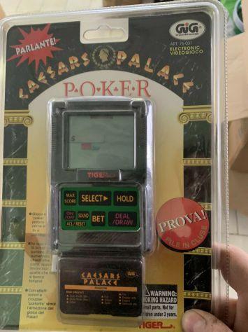 Poker Elettronico Gig Tiger Car Caesars Palace Las Vegas Casino nuovo