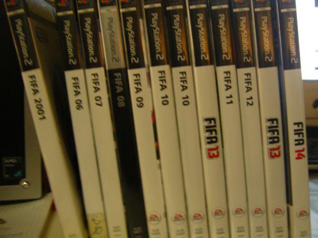 GIOCHI FIFA PER PS 2