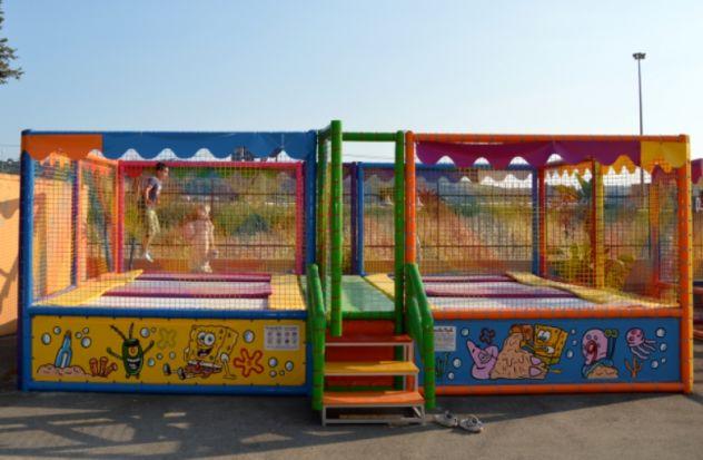 Trampolini Elastici per Bambini - Foto 2