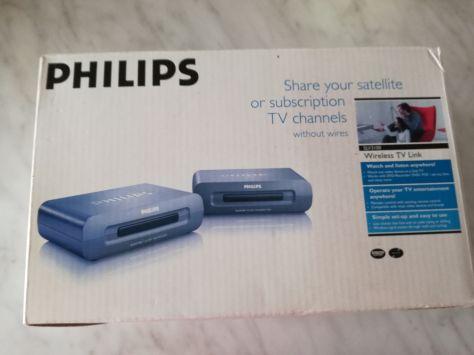 Philips Collegamento TV wireless SLV3100