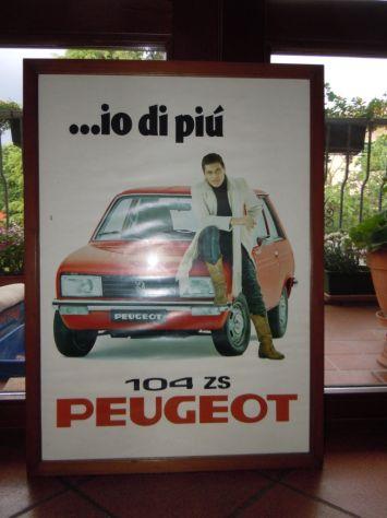 Poster incorniciato