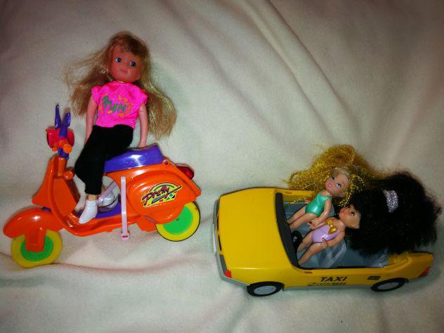 Bambole e altri giochi bambina prezzi vari