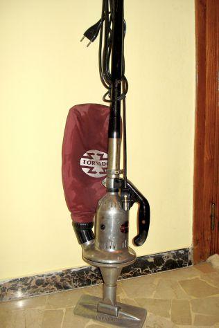 Scopa elettrica ANNI 50 in alluminio
