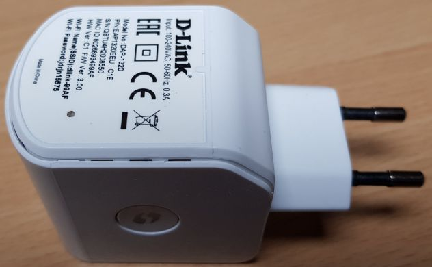 WiFi WIRELESS EXTENDER D-LINK_DAP-1320
