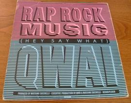 Rap rock music - hey say what 45 maxi single - Foto 3