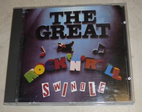 Sex Pistols - The great rock'n'roll swindle CD Originale