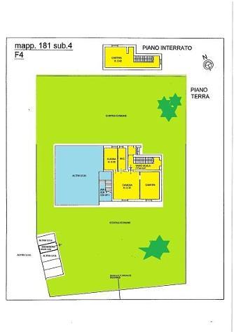 stabile vicinanze centro mq380 numero locali cinque