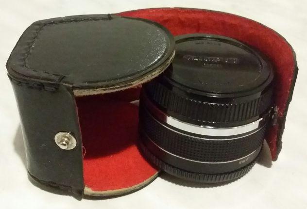 Duplicatore focale Izumanon Auto tele Converter 2X Minolta MD+tappi e custodia