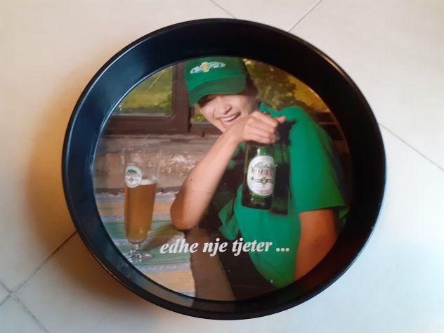 Vassoio birra Tirana 20€
