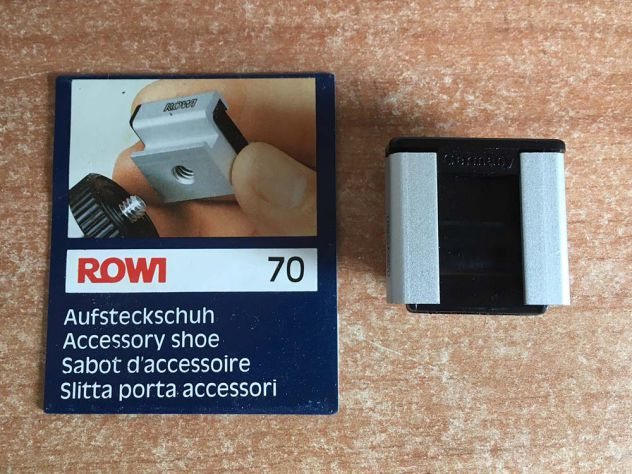 Adattatore ROWI 70 - Foto 3