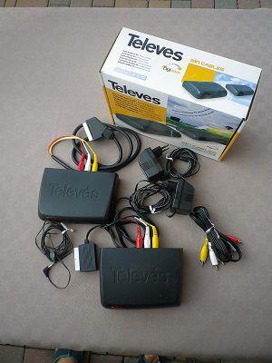 trasmettitore ricevitore audio-video 2.4GHz - Foto 2