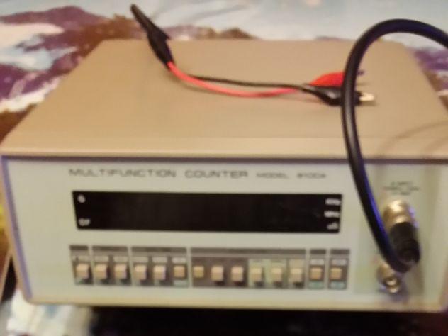 Counter model 8100 A