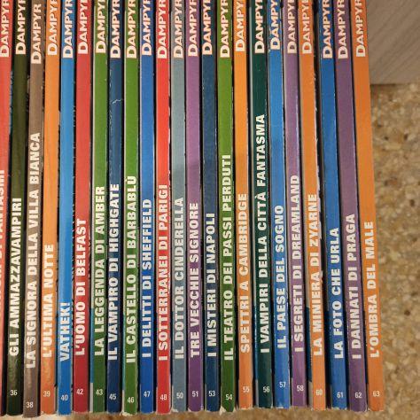 Lotto 74 fumetti DAMPYR Bonelli - Foto 4