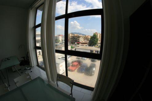 Ufficio vista Vesuvio ristrutturato e arredato