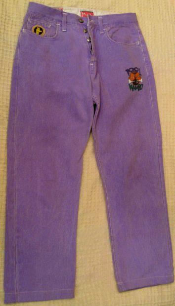 Pantalone Viola