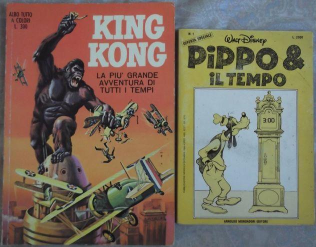 KING KONG + PIPPO & IL TEMPO