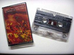 Musicassetta originale del 1989 - Paul Mc Cartney–FLOWERS IN THE DIRT