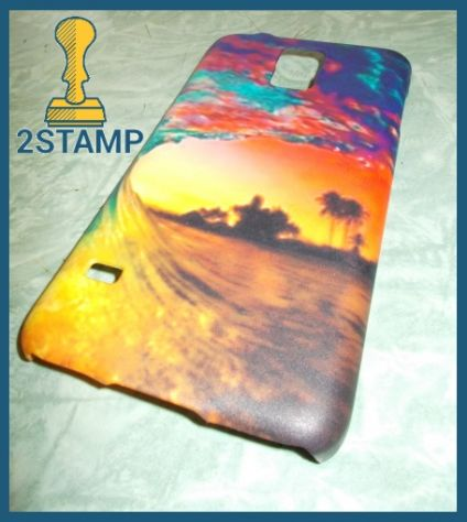 Cover neutre Samsung S5 per stampa sublimatica - 2Stamp
