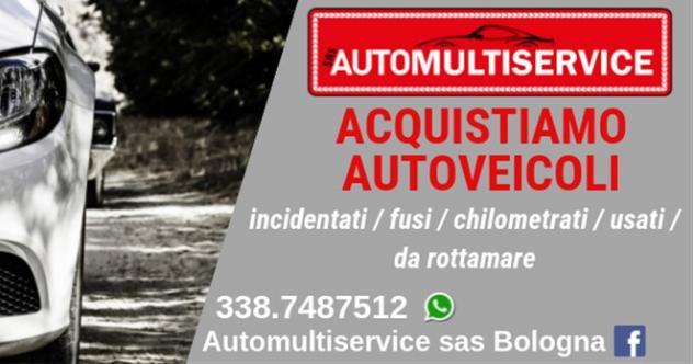 ACQUISTO AUTO FUSE PAGO IN CONTANTI 3387487512