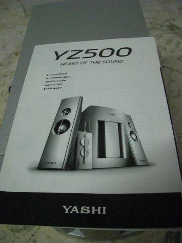 sistema audio YASHI - Foto 2