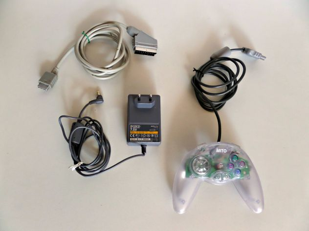 Playstation One SCPH-102 (anno 2000 circa) MOD. - Foto 6