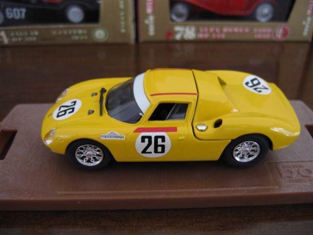 Modellino MODEL BOX 8436 Ferrari 250 Le Mans 1:43