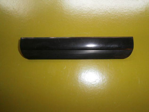 Maniglia portellone posteriore Autobianchi A112 abarth nera (NUOVA)