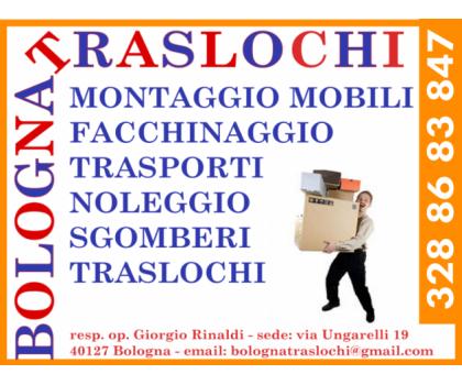BOLOGNA TRASLOCHI - Foto 3 -