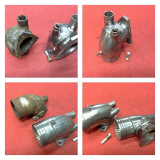 vendita accessori in acciaio per barche Nuovo Euro 250
