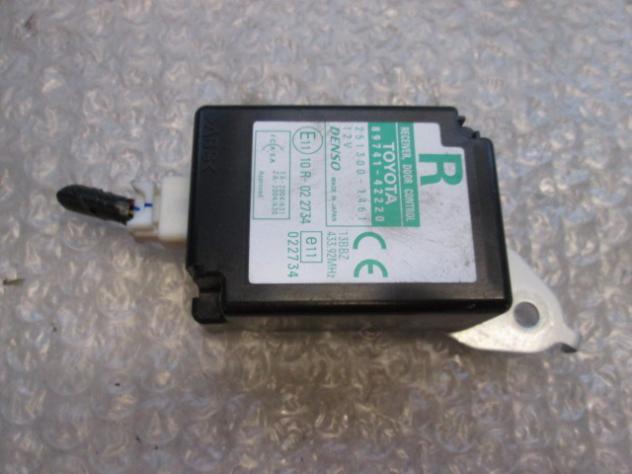 251300-1461 CENTRALINA PORTA TOYOTA RAV 4 2.2 6M D 5P 100KW 4X4 (2006) RICA …