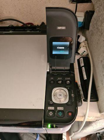 Stampante Canon MP 550 per pasticceria