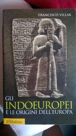 **--Francisco Villar - gli indoeuropei e le origini d'Europa--**