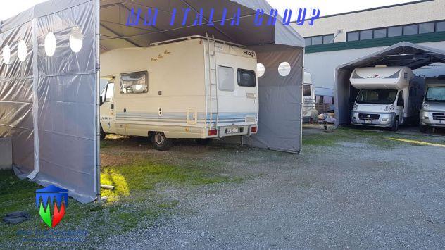 BOX CAMPER  4 X 8 ChiaraLuce CamperObló Professionali Pvc - Foto 9