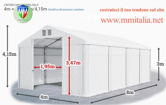 Coperture per protezione Camper Roulotte 4 x 8 prezzi eccezionali - Foto 6