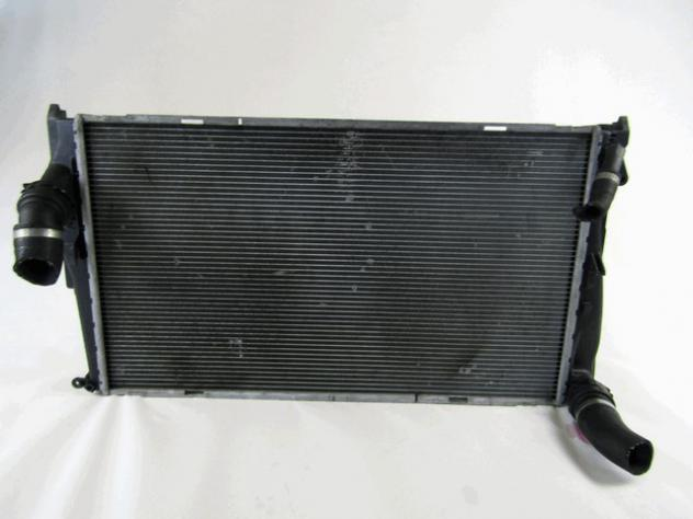 781026301 RADIATORE ACQUA BMW SERIE 3 E93 3.0 145KW 3P D AUT (2008) RICAMBI …