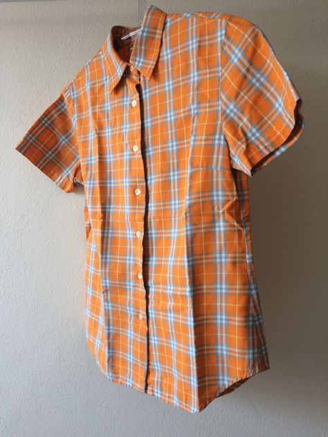 Camicia donna Burberrys vintage
