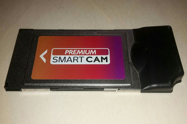 PREMIUM SMART CAM HD WI-FI per Mediaset e satellitari compatibile x tutte le TV!