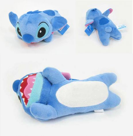 Peluche pupazzo lilo & stitch puppet doll disney wrist rest screen cleaner