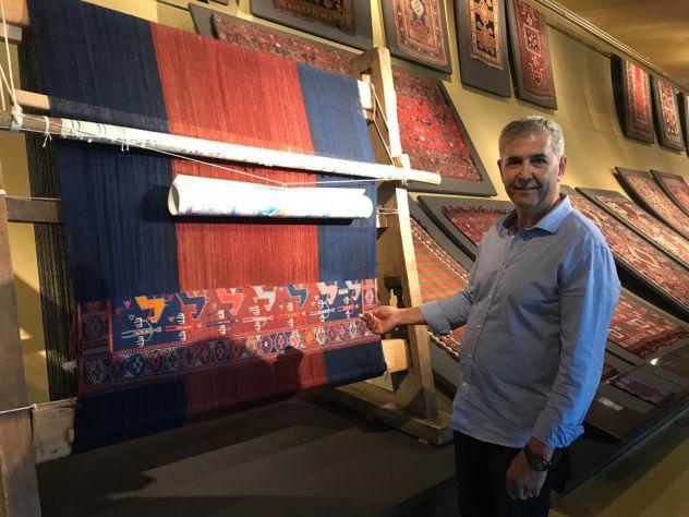 Pulizia e restauro tappeti Codroipo, centro lavaggio tappeti - Foto 5