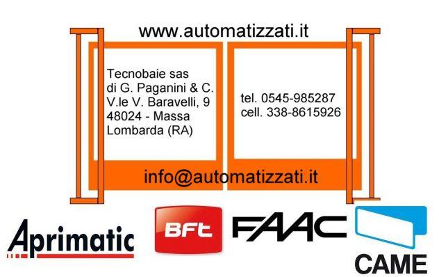 OPERATORE BFT ORO RAD RIPARATO REVISIONATO SOSTITUZIONE Euro 180