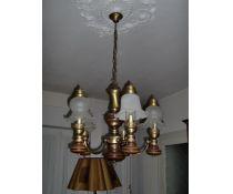 Lampadario Antico In Legno : Lampadario legno e metallo antico annunci vercelli