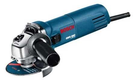 Smerigliatrice angolare professional GWS 660 Bosch - Cardelli