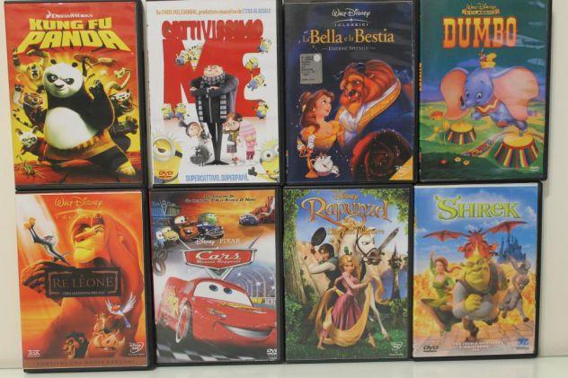 DVD Cartoni Animati Film Commedie Concerti Ecc