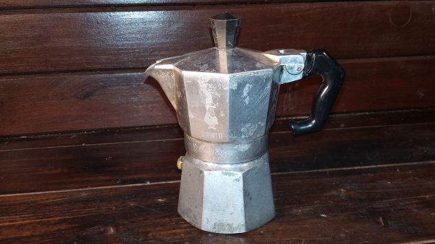 C144 Riuso caffettiera da 2tz Bialetti