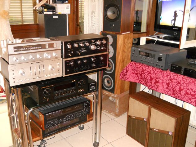 Materiale Audio Hifi Vintage, ecc.. - Foto 2