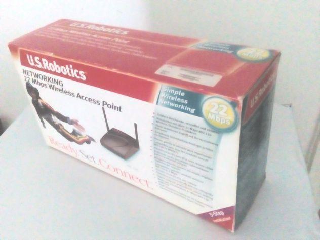 Wireless Access Point 22Mbps WAP (no modem-router)